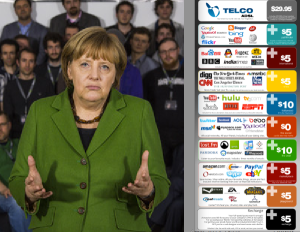 Merkel und managed services